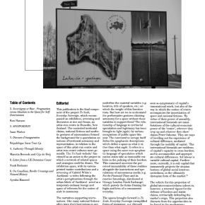 LIVEDSPACE ISSUE 0